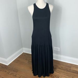 Urban Outfitters Silence + Noise Black Maxi Dress